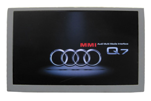 Audi Q7 - Multimedia-Interface - Navimonitor / Display, Pixelfehler Reparatur